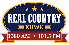 Real Country 1380 AM / 101.5 FM
