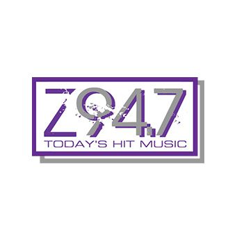 Z94.7 Today's Hit Music KZGF